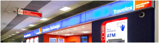 Aberdeen airport money exchange gatwick