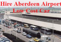 Aberdeen airport car hire comparison
