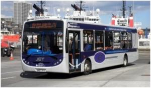 Aberdeen Airport Bus Services