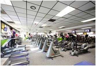 Aberdeen Sports Village Gym