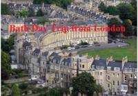 Bath Day Trip from London
