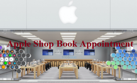Apple Shop Belfast Book Appointment