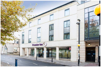 Bath Premier Inn Hotel Booking