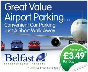 Belfast International Airport Parking Prices
