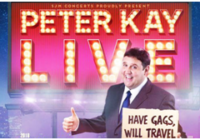 Peter Kay Tour 2018
