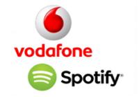 Vodafone Spotify Activation UK