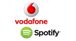 Vodafone Spotify Activation UK