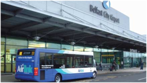 Airport to Belfast City Centre Bus Timetable