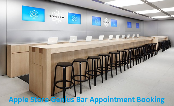 Apple Store Genius Bar Appointment Booking