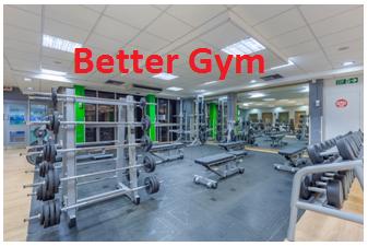 Better Gym Login