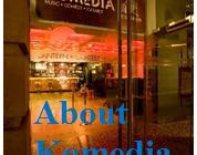 About Komedia Bath