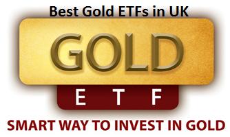 Best Gold ETFs in UK