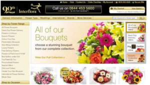 Interflora UK Delivery Times