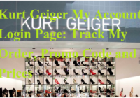 Kurt Geiger Sign in My Account