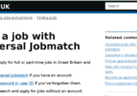 Job centre direct gov.co.uk