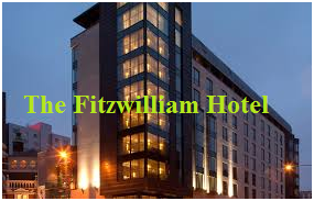 Online Booking and Cheap Deals for The Fitzwilliam Hotel Belfast