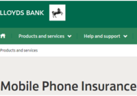 Get Lloyds Phone Insurance