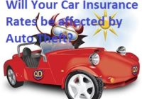 How does Car Theft Affect Insurance Premiums