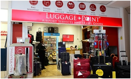 Birmingham Airport Lost Luggage Information