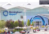 Birmingham Airport Ordering Baby Milk