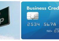 Business Start up Credit Card