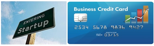 Business Start up Credit Card