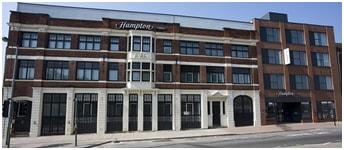 Hampton by Hilton Birmingham Day Use Hotel
