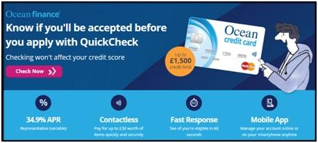 Ocean Bank Credit Card Eligibility Criteria