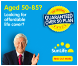 SunLife Over 50 Life Insurance Quote UK