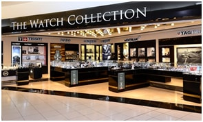 accessories at The Watch Collection