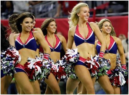 New England Patriots Cheerleaders Pictures-1