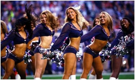 New England Patriots Cheerleaders Pictures-3