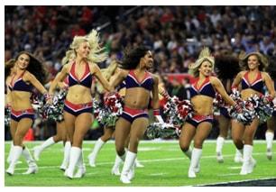 New England Patriots Cheerleaders Pictures