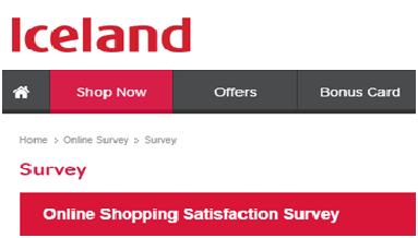 Enjoy My Iceland Survey