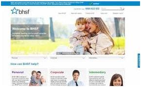 BHSF Claim Online