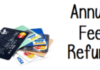 Credit Card Annual Fee Refund Tricks