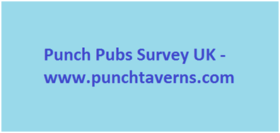 Punch Pubs Survey UK