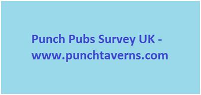 Punch Pubs Survey UK