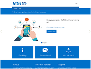 NHSmail Sign In
