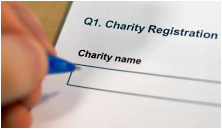 UK Charity Registration Form