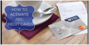 RBC-com-Activate Card