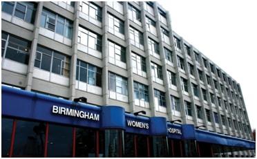 Birmingham Women's Hospital Fertility Clinic