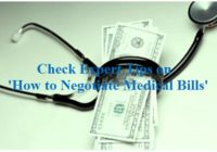 Expert Tips for Negotiate Medical Bills