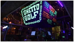 Ghetto Golf Liverpool Address