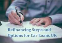 Refinance My Car Loan UK