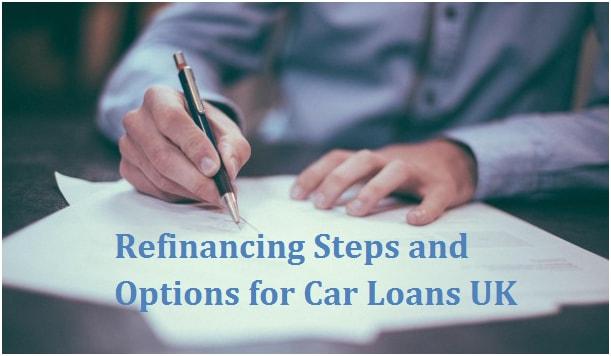 Refinance My Car Loan UK