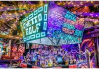 Ghetto Golf Birmingham Opening Times