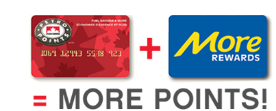 Petro Canada Activate Card Points
