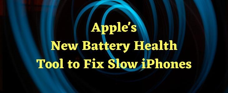 iphone battery health 85